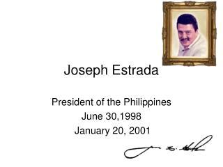 Joseph Estrada