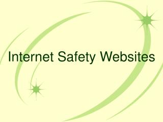 Internet Safety Websites