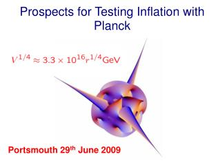 Prospects for Testing Inflation with Planck