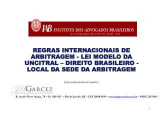 R. Araújo Porto Alegre, 70,  Grupo 1.101 a .105 - Rio de Janeiro, RJ