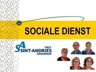 SOCIALE DIENST