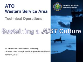 ATO  Western Service Area