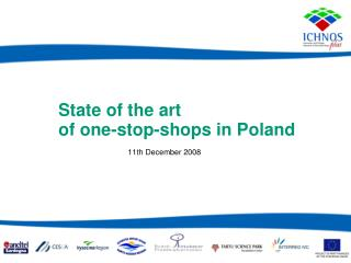 State of the art  of one-stop-shops in Poland