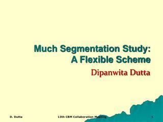 Dipanwita Dutta