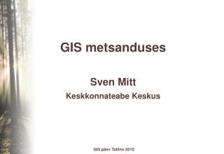 GIS päev Tallinn 2010