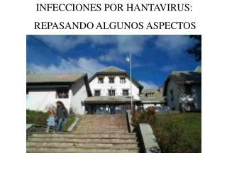 INFECCIONES POR HANTAVIRUS: REPASANDO ALGUNOS ASPECTOS