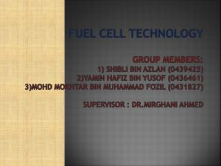 fuel cell  =  device that generates electricity by a chemical reaction .
