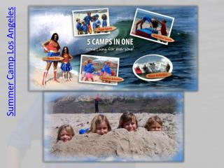 Summer Camp Los Angeles