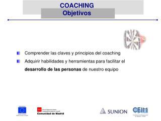 Comprender las claves y principios del coaching