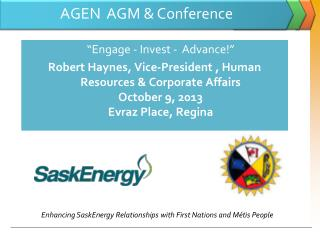 AGEN  AGM & Conference