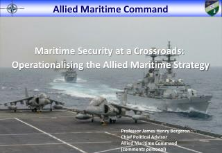 Allied Maritime Command