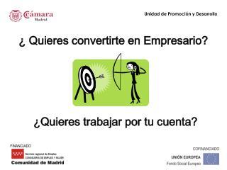 ¿ Quieres convertirte en Empresario?