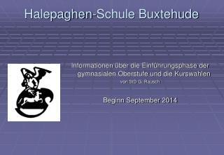 Halepaghen -Schule Buxtehude