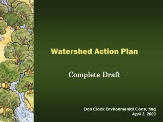 Watershed Action Plan