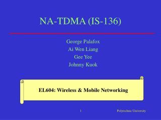 NA-TDMA IS-136