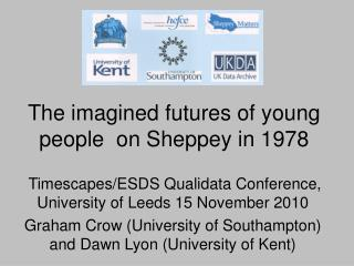 The imagined futures  of  young people  on Sheppey in 1978