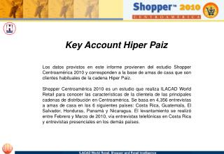 Key Account Hiper Paiz