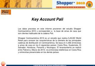 Key Account Pali