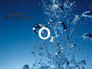 Endurance : effets et m�thodes