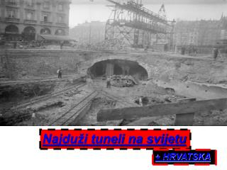 Najduži tuneli na svijetu