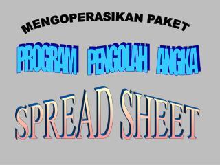 MENGOPERASIKAN PAKET