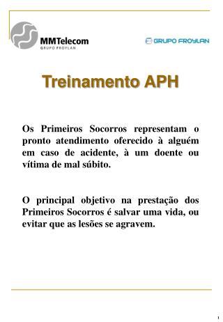 Treinamento APH