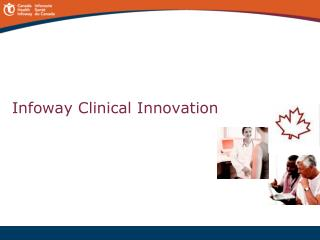 Infoway Clinical Innovation
