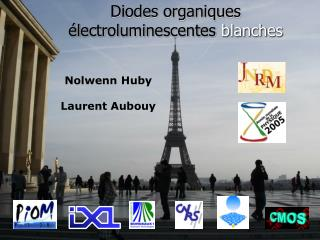 Diodes organiques �lectroluminescentes  blanches