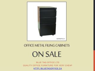 Office Metal Filing Cabinets on SALE at Blue Tag Office Ltd