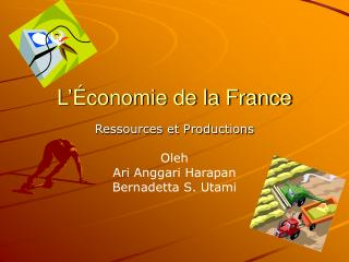 L' Économie de la France