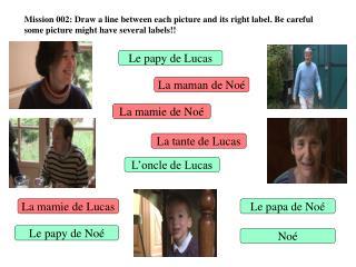 L'oncle de Lucas