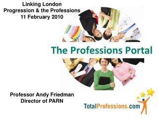 The Professions Portal