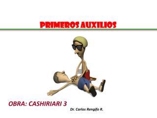 OBRA: CASHIRIARI 3