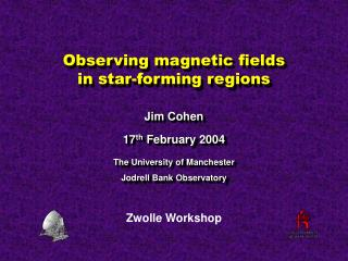 Observing magnetic fields in star-forming regions