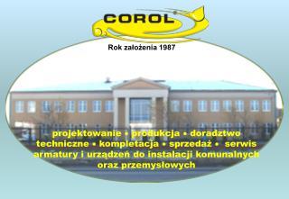 Rok założenia 1987