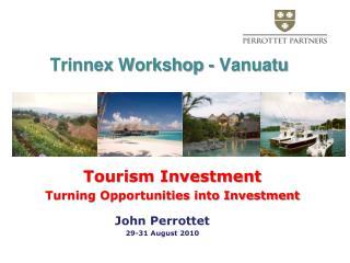 Trinnex  Workshop - Vanuatu