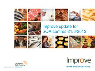 Improve update for SQA centres 21/3/2013
