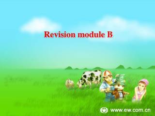 Revision module B