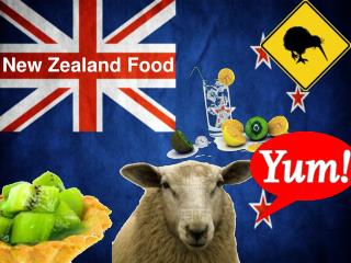 New Zealand Food