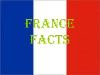France Facts