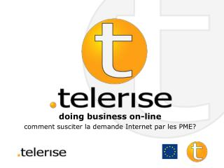 doing business on-line comment susciter la demande Internet par les PME?