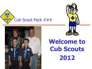 Cub Scout Pack ###