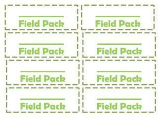 __________ Field Pack
