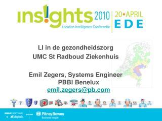 LI in de gezondheidszorg UMC St Radboud Ziekenhuis
