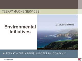 Environmental Initiatives