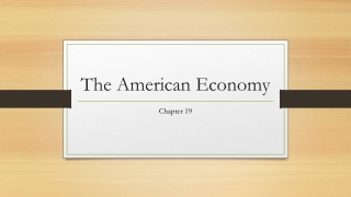 Chapter  4  THE SERVICE SECTOR and THE NEW ECONOMY