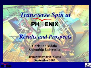 Transverse Spin at Results and Prospects