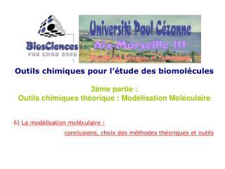 Outils chimiques pour l'étude des biomolécules 2ème partie :