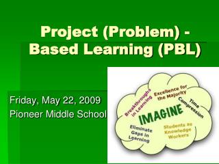 Project (Problem) -Based Learning (PBL)