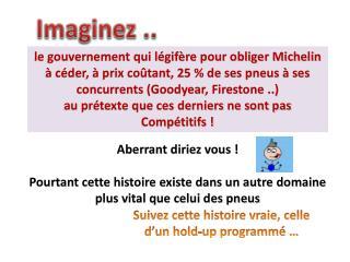 Imaginez ..